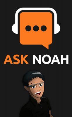 Ask Noah Show Card